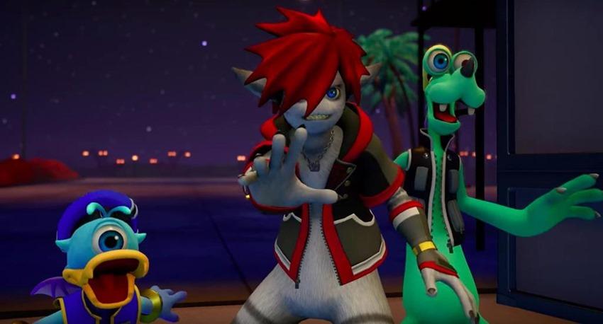 Kingdom Hearts (7)
