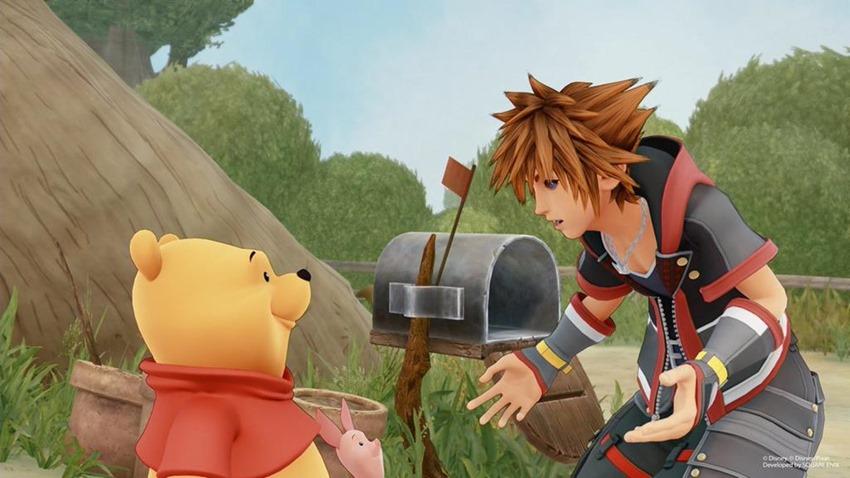 Kingdom Hearts Pooh (2)