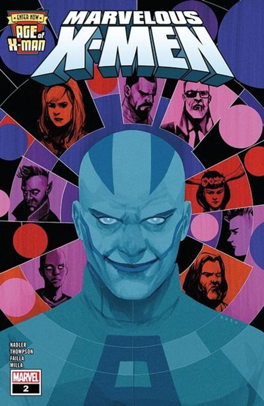 Age of X-Man The Marvelous X-Men #2