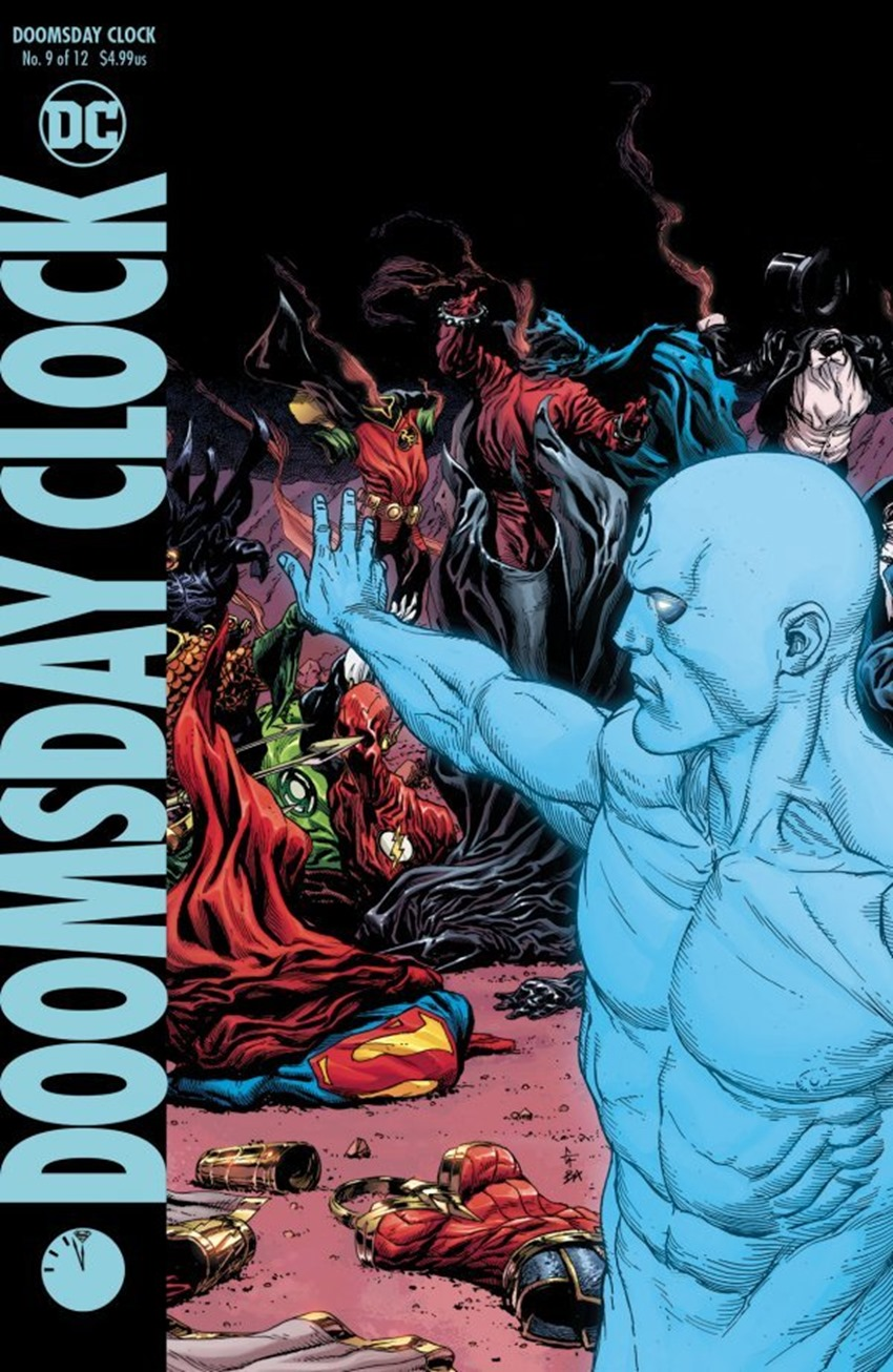 Doomsday Clock #9