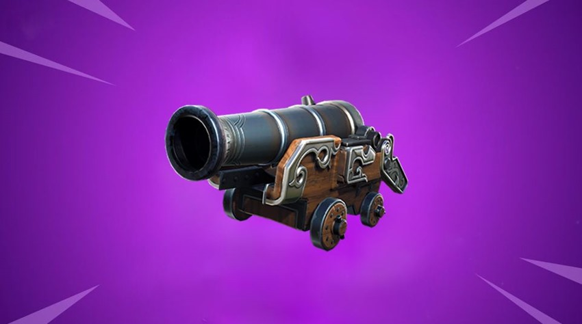 Fortnite-Cannon