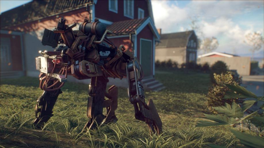 Generation Zero Screenshot Runner 01