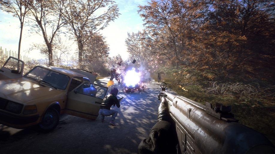 Generation Zero Screenshot Runner 05