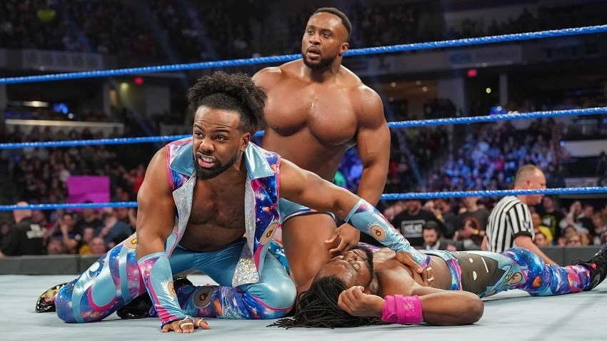 Smackdown LIVE March 19