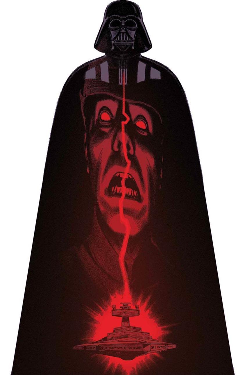 Star Wars Vader - Dark Visions #2