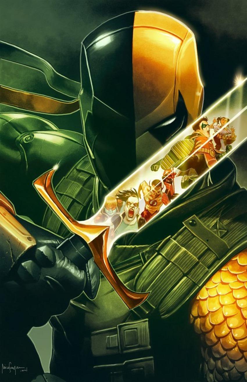 Teen Titans #28