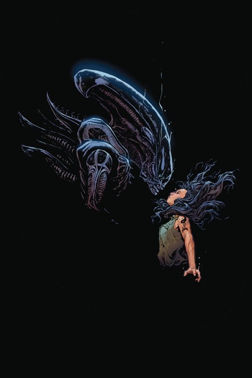William Gibson's Alien 3 #5