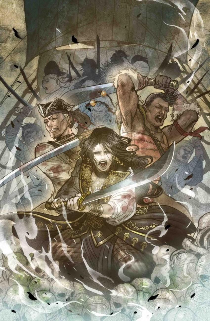 Age of Conan Bêlit #3