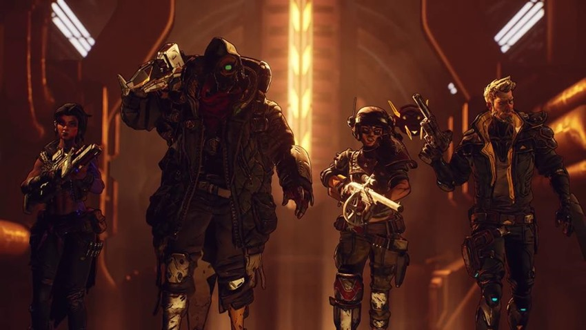 Borderlands 3 vault hunters (1)
