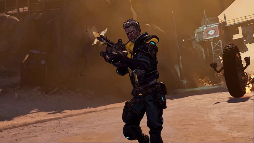 Borderlands 3 vault hunters (4)