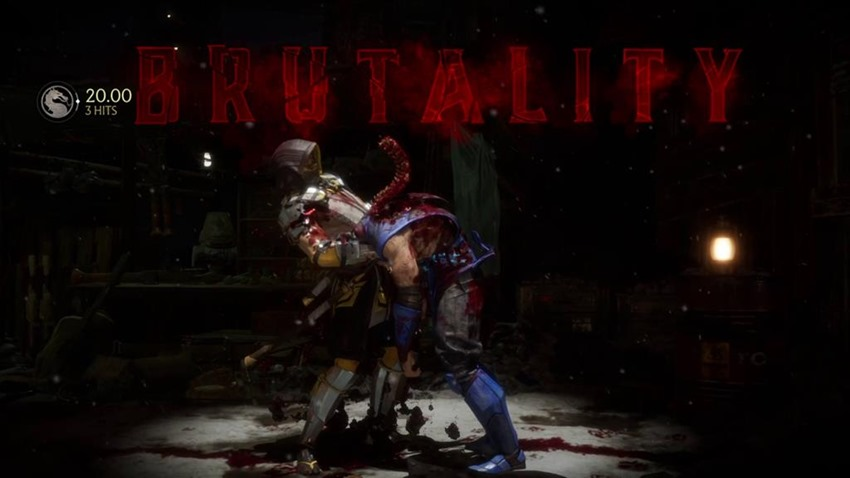 Brutality (2)