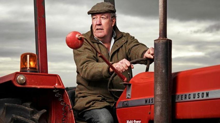 Clarkson farmer