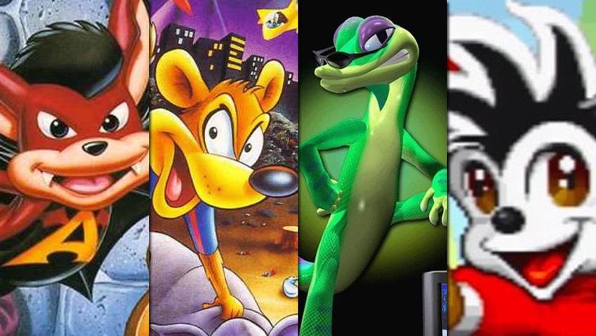 Gaming-mascots