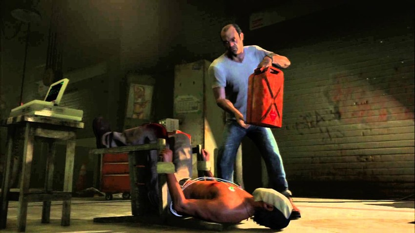 Grand Theft Auto V – By the Book