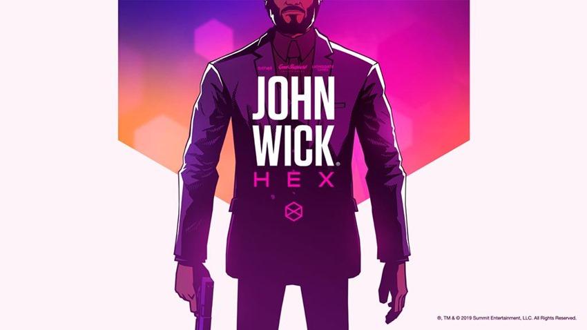 John Wick Hex Key Visual