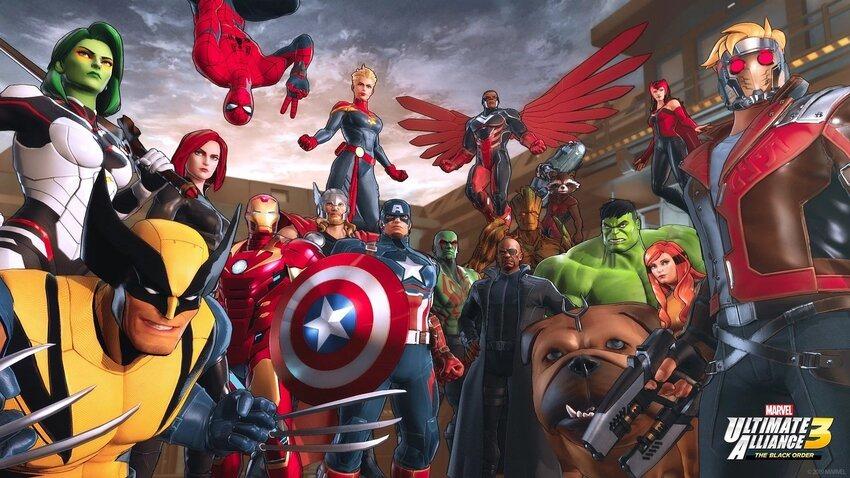 Marvel Ultimate Alliance 3 (1)