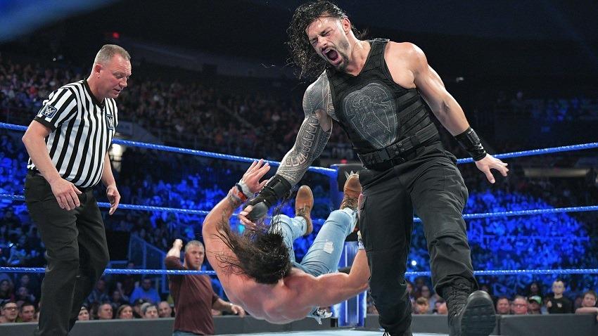Smackdown Roman