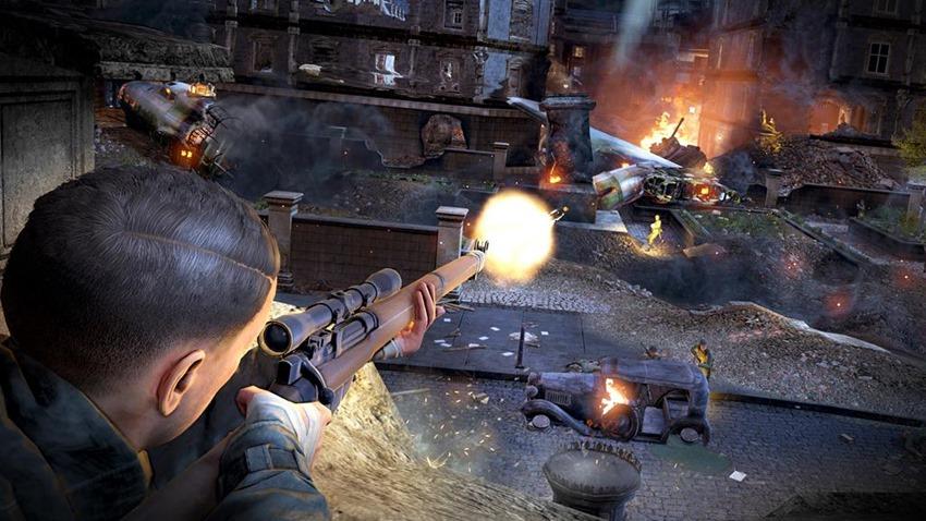 Sniper Elite V2 Remastered (8)