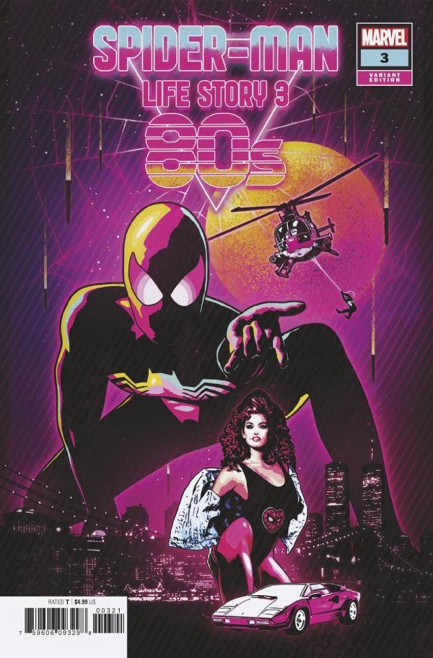 Spider-Man Life Story #3