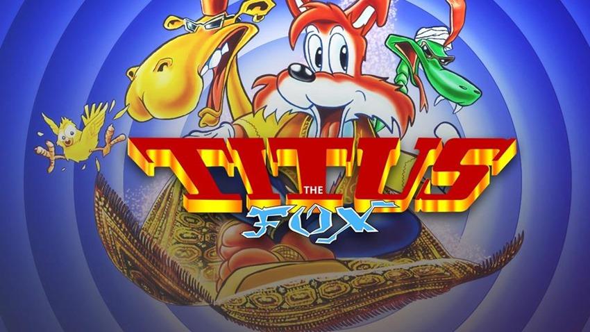 Titus the Fox