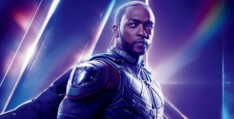 The Falcon has not landed! Anthony Mackie cancels appearance at Comic Con Africa