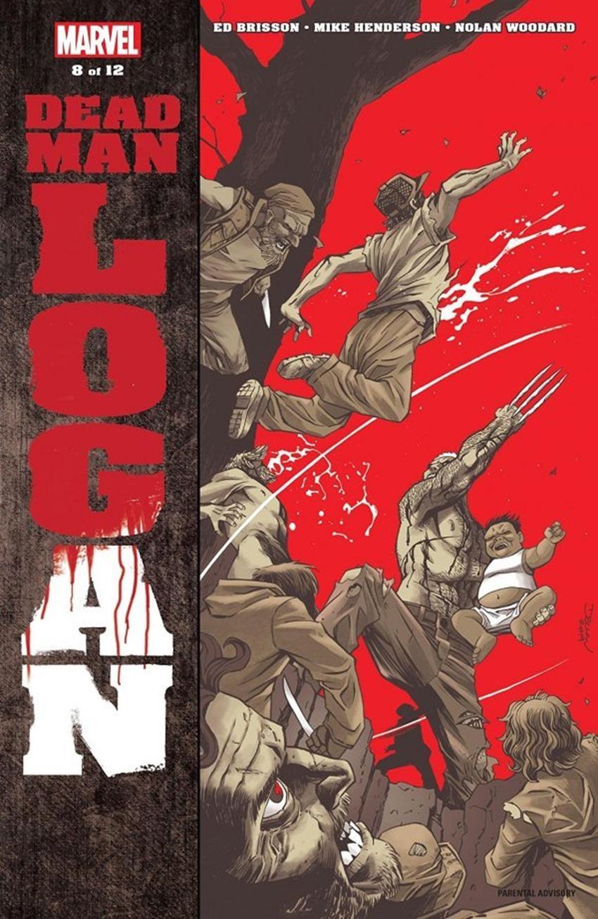 Dead Man Logan #8