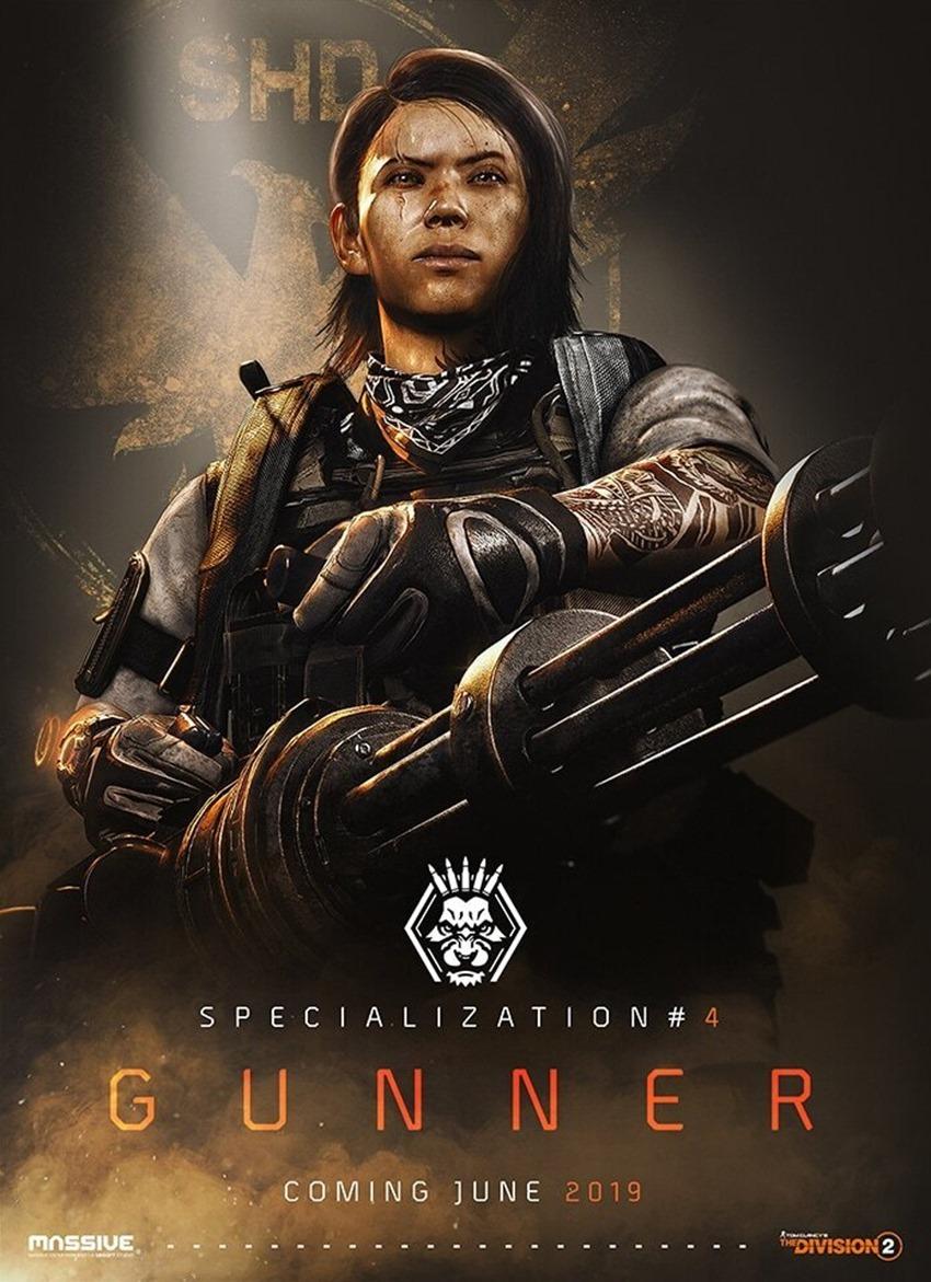 Division 2 gunner