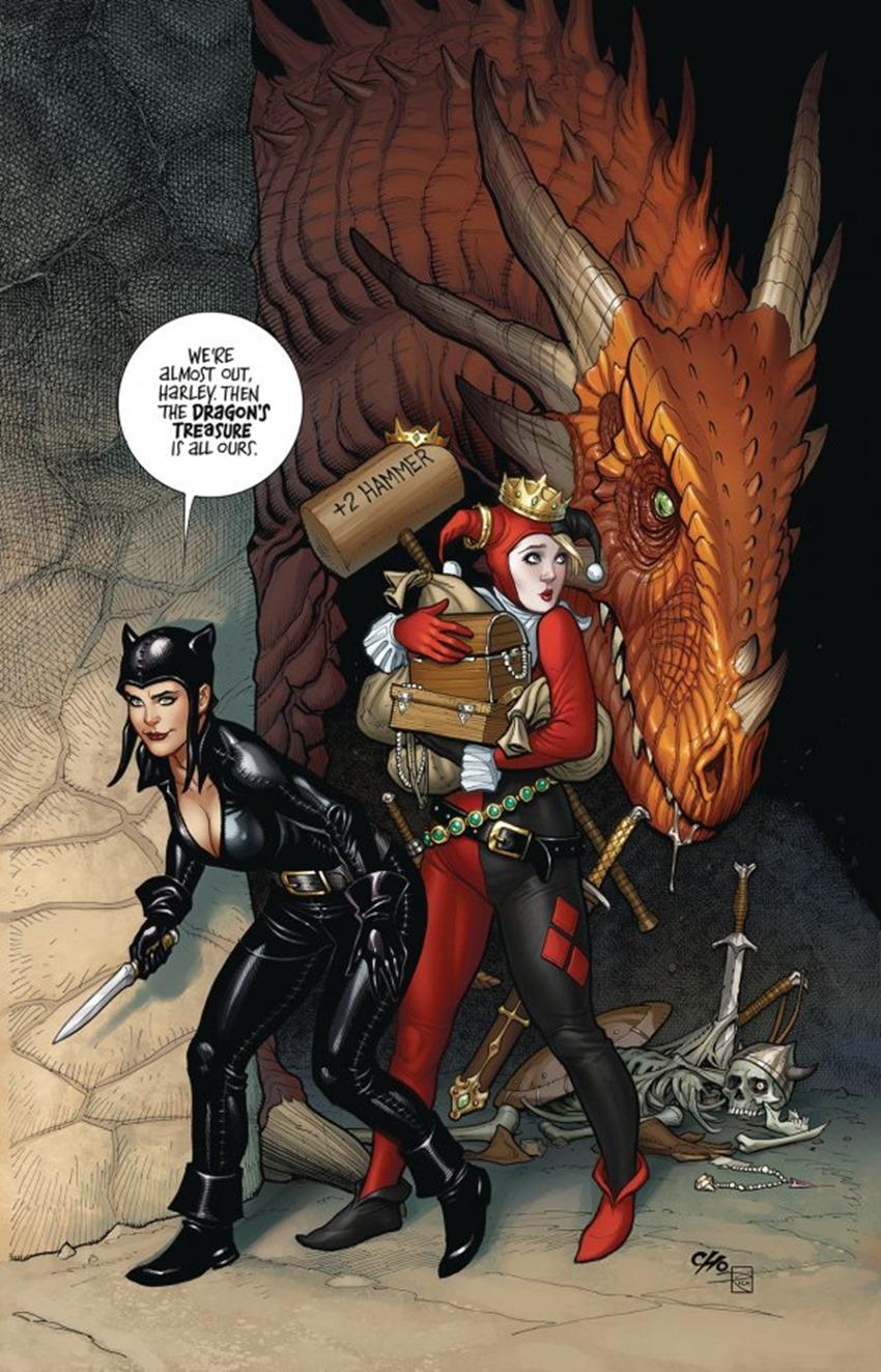 Harley Quinn #62