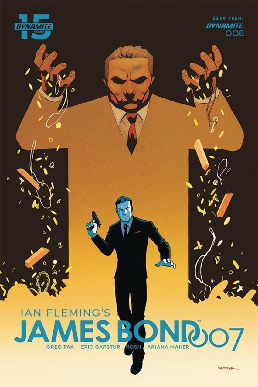 James Bond 007 #8