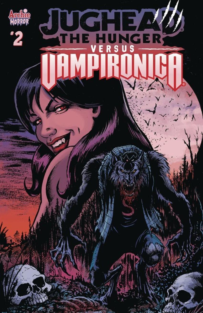Jughead The Hunger Vs. Vampironica #2