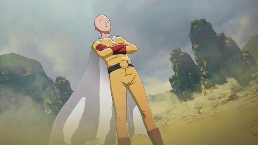 One Punch Man (2)