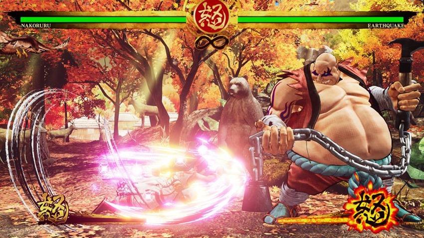 Samurai Shodown (6)
