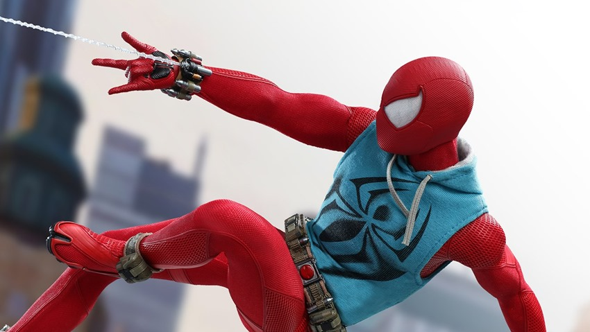 Scarlet Spider (8)