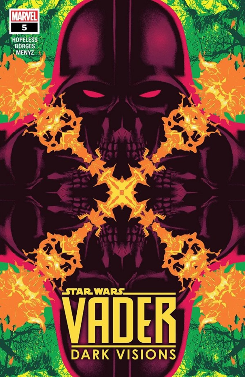 Star Wars Vader - Dark Visions #5