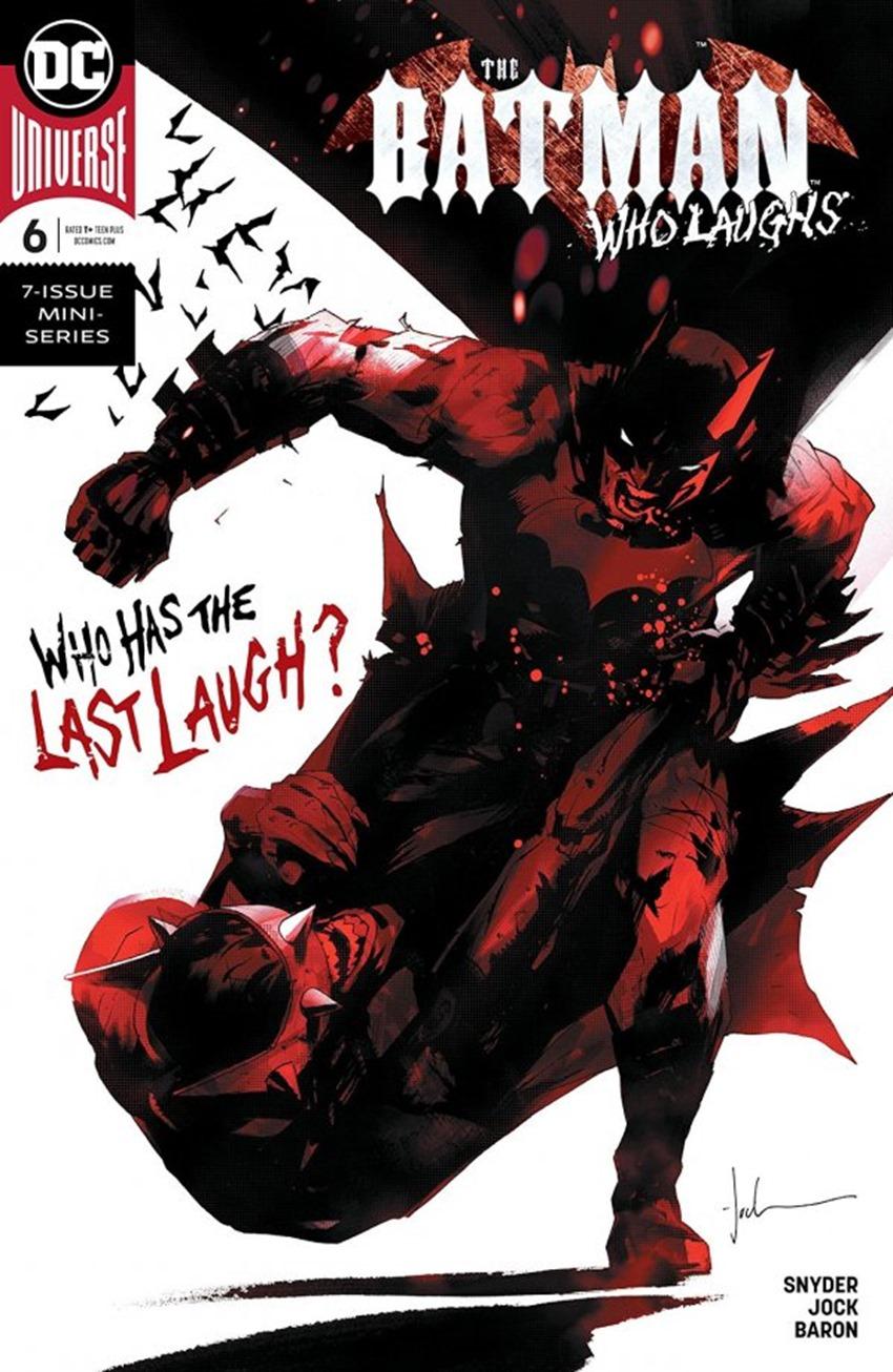 The Batman Who Laughs #6