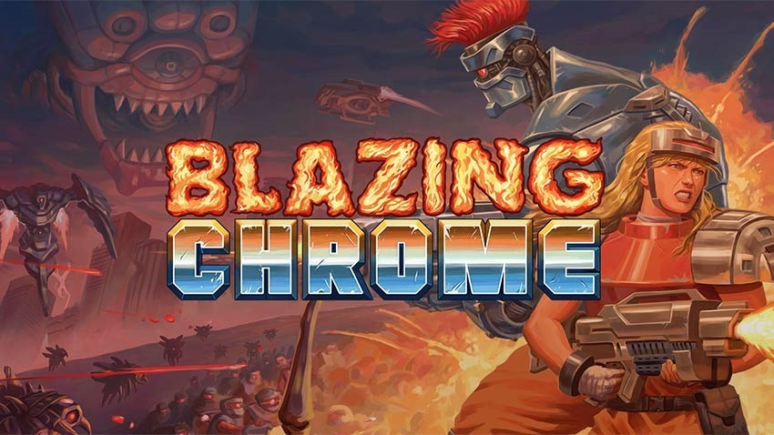 BlazingChrome