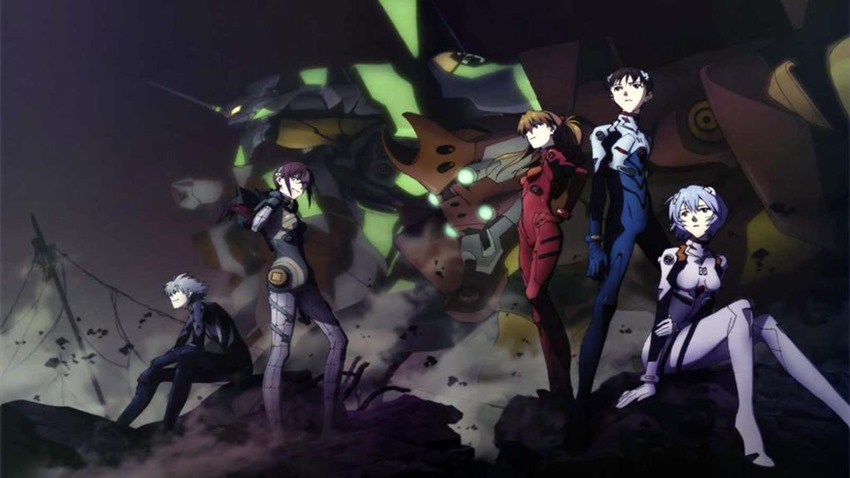 Evangelion 2.0 You can (not) advance