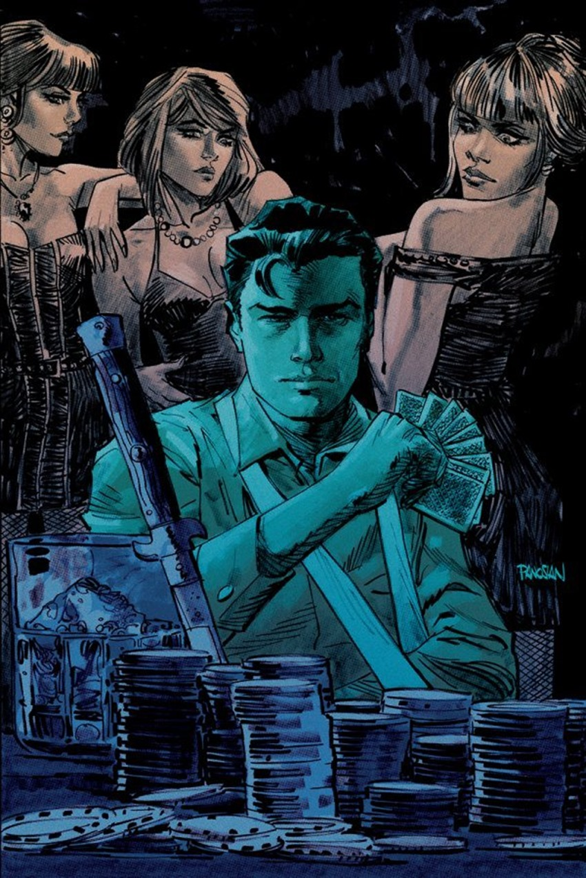 James Bond Origin #11