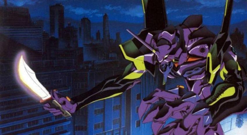 Neon Genesis Evangelion 1997 eva