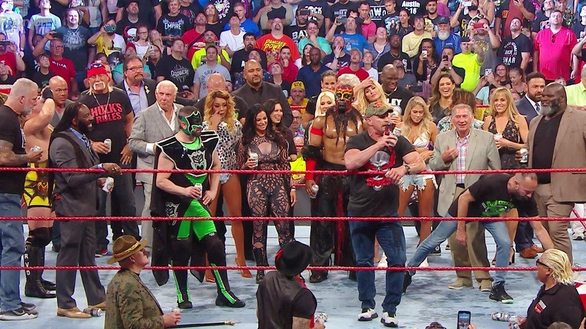 Raw July 22