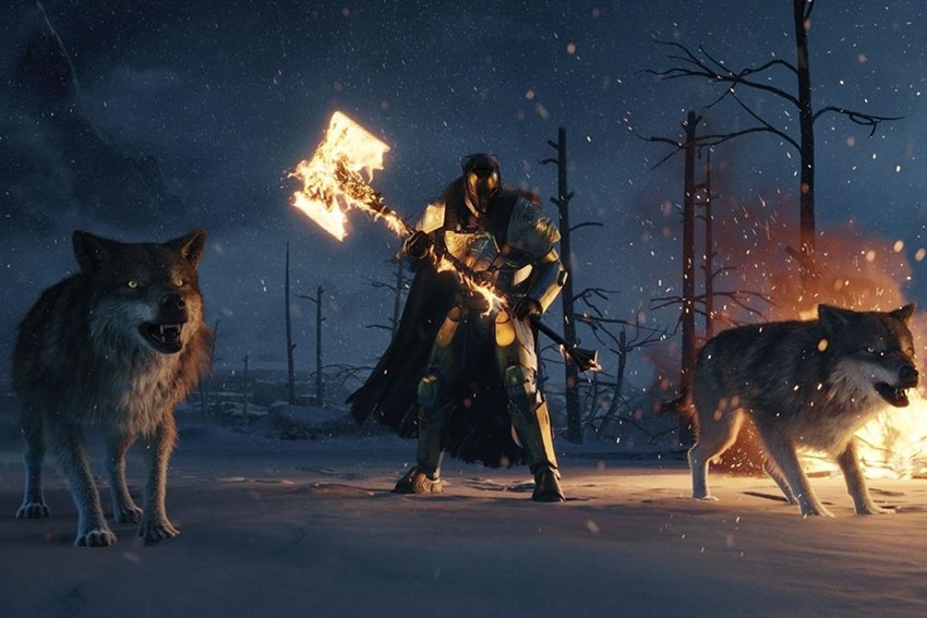 Rise of Iron (2)