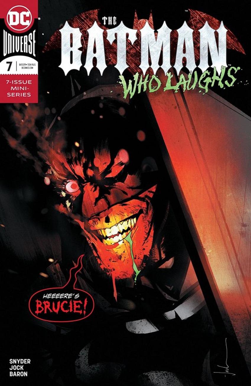 The Batman Who Laughs #7