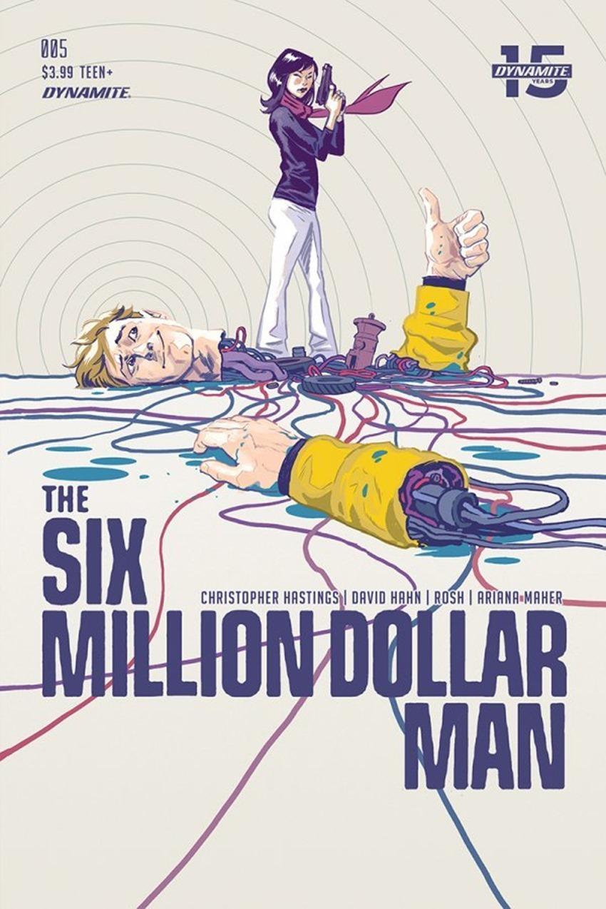 The Six Million Dollar Man #5