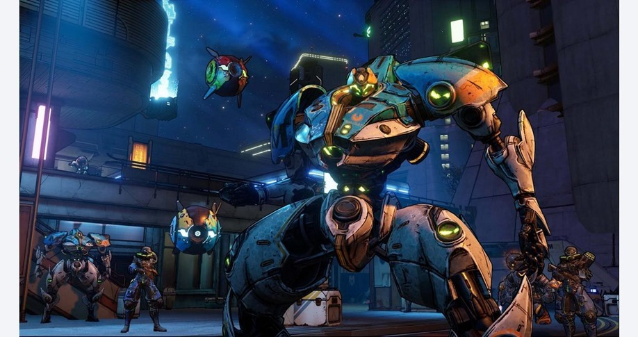 Your PC will need this much firepower to run Borderlands 3