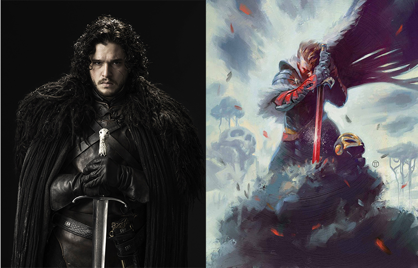 D23: Kit Harrington to play Black Knight in The Eternals, first look at costumes, new cast details revealed