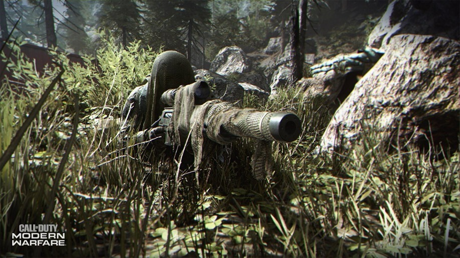Modern Warfare is going to have a LOT of DLC