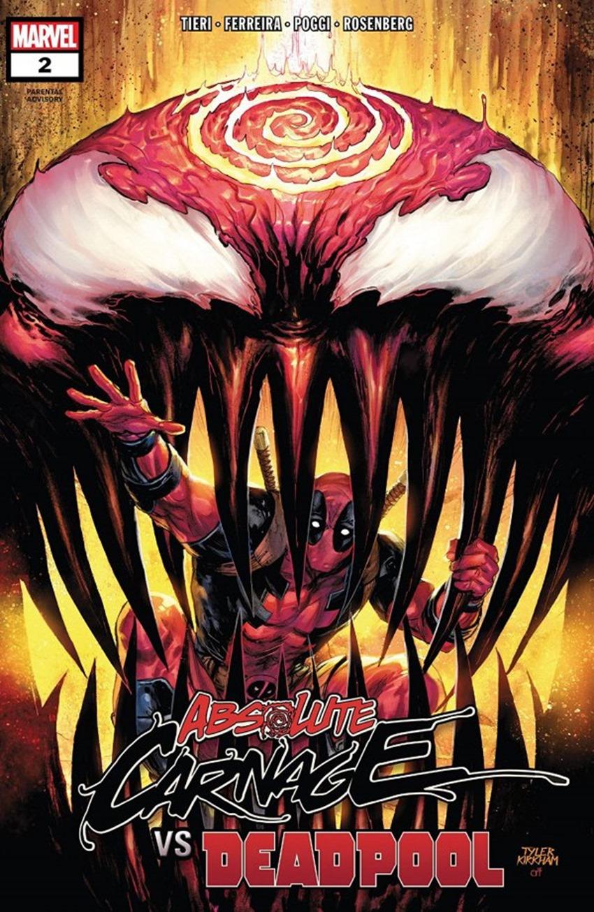 Absolute Carnage vs. Deadpool #2