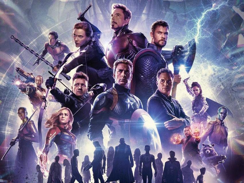 Win an epic Marvel Cinematic Universe DVD hamper