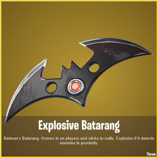 Bat batarang