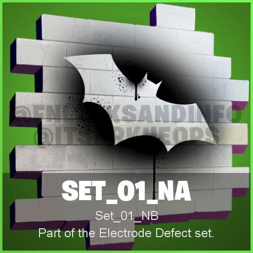 Bat sticker